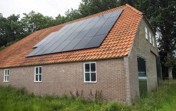Aanbesteding zonne-energie SBB 2016